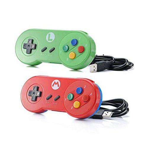 mandos Mario y luigi