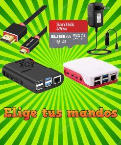 Pack 0 Consola retro